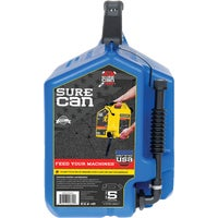 SUR50K1 SureCan Fuel Can can fuel