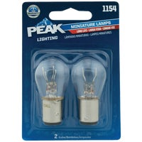 1154LL-BPP PEAK Mini Automotive Bulb