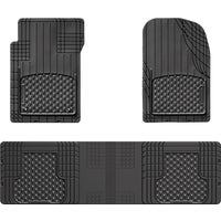 11AVMOTHSB WeatherTech AVM 3-Pc. Floor Mat avm floor mat weathertech