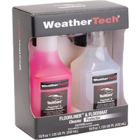 8LTC36K WeatherTech TechCare Floorliner/Floormat Auto Interior Cleaner/Protector Kit