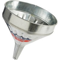 621 Galvanized Funnel funnel galvanized