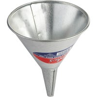 490 1 Quart Galvanized Funnel 490, 490 1 Quart Galvanized Funnel
