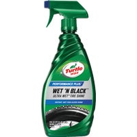 T217RA Turtle Wax Wet N Black Tire Shine shine tire
