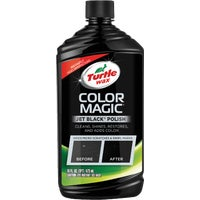 T374KTR Turtle Wax Color Magic Jet Black Car Wax car wax