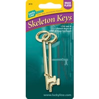 87002 Lucky Line Skeleton Key key skeleton