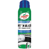 T49R1 Turtle Wax Wet N Black Tire Shine shine tire