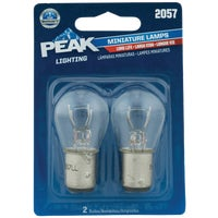 2057LL-BPP PEAK Mini Automotive Bulb