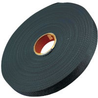 1022 TURF Light-Duty Strapping 1022, Black Polypropylene Bulk Strapping