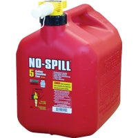1450 No-Spill Fuel Can can fuel