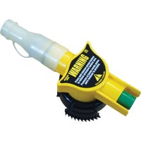 6132 No-Spill Fuel Can Spout Replacement Nozzle Assembly 6131, 6132 No-Spill Fuel Can Spout Replacement Nozzle