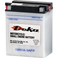 12N143AFP Deka Powersport Battery battery powersport
