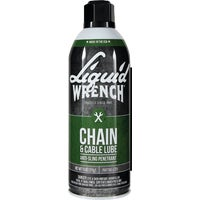 L711 Liquid Wrench Cable and Chain Lubricant chain lubricant