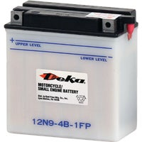 12N9-4B-1FP Deka Powersport Battery battery powersport