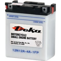 12N12A4A1FP Deka Powersport Battery battery powersport