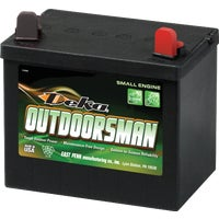 8U1R Deka Outdoorsman Small Engine Battery 8U1R, Deka Outdoorsman Small Engine Battery