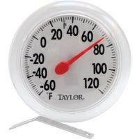 "5630 Taylor 6"" Dial Outdoor Wall Thermometer 5630, 6"" Dial Outdoor Wall Thermometer"