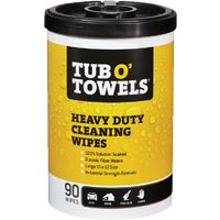 TW90 TubOTowels Cleaning Wipes TW90, Tub O Towels Cleaning Wipes