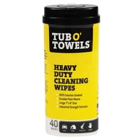 TW40 TubOTowels Cleaning Wipes TW40, Tub O Towels Cleaning Wipes