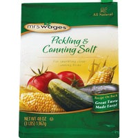 W510-B4425 Mrs. Wages Canning & Pickling Salt mix pickling