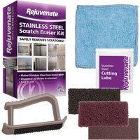 RJSSRKIT Stainless Steel Scratch Eraser Appliance Cleaner Kit