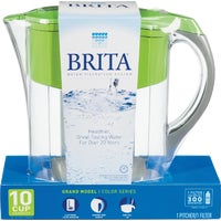35715 Brita Grand Water Filter Pitcher 35378, Brita Grand Water Filter Pitcher