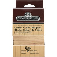 306 Cedarberry Hill Scented Cedar Blocks blocks cedar