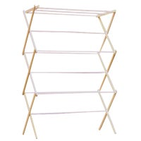 18 Madison Mill Wood Clothes Drying Rack 18, Wood Clothes Drying Rack