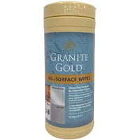 GG0005 Granite Gold All-Surface Cleaning Wipes
