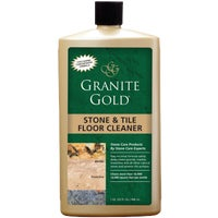 "GG0035 Granite Gold Concentrate Stone Floor Cleaner 601893, Extra Heavy Duty Shelving 48""W x 12""D x 60""H With 4 Shelves, Wire Deck"