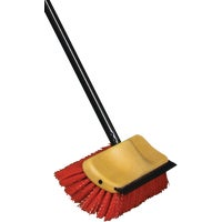 6615 O-Cedar Commercial Long Handle Scrub Brush