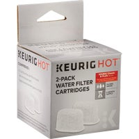 5000052730 Keurig Hot 2-Pack Water Filter Cartridge filter hot keurig water
