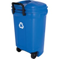 TB0056/6 United Solutions 34 Gal. Recycling Trash Can solutions united