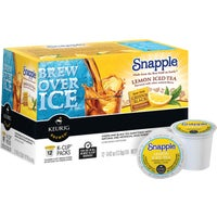5000054046 Keurig Snapple Iced Tea K-Cup Pack Keurig Iced Beverage K-Cup Pack