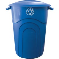 TI0029 United Solutions 32 Gal. Recycling Trash Can solutions united