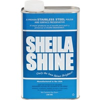 SSCA-32 Sheila Shine Stainless Steel Cleaner, Polish & Surface Preservative SSCA-32, Sheila Shine Stainless Steel Cleaner, Polish & Surface Preservative