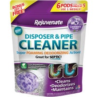 RJ6DPC-LAVENDER Rejuvenate Disposer & Pipe Cleaner