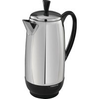FCP412 Farberware Stainless Steel Coffee Percolator coffee percolator