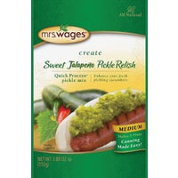 W665-J7425 Mrs. Wages Quick Process Pickling Mix mix pickling