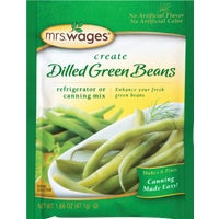 W610-J2425 Mrs. Wages Refrigerator Or Canning Pickling Mix mix pickling