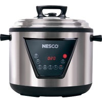 PC11-25 Nesco Stainless Steel Pressure Cooker cooker pressure