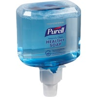 6471-02 Purell ES6 Professional Healthy Soap Foaming Hand Cleaner for Touch-Free Dispenser Caster Set (2 Swivel/2 Locking)