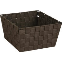 799494-BR Home Impressions Woven Storage Basket basket storage