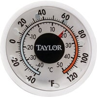 5380N Taylor Dial Stick-on Thermometer on stick thermometer