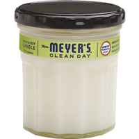 42116 Mrs. Meyers Clean Day Jar Candle candle jar