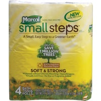 MRC03887 Marcal Small Steps Recycled Paper Regular Roll Toilet Paper tissue toilet