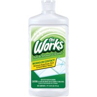 65160WK The Works Tub & Shower Cleaner 65160WK, The Works Tub & Shower Cleaner