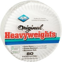 OH9AJFWH AJM Original Heavyweights Paper Plates paper plates