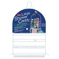 41106 Grayline Large Shower Caddy caddy shower
