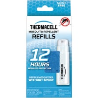 "R1 Thermacell 1-Pack Mosquito Repellent Refill 607983, 96"" W x 30"" D Extra Long Production Workbench, Plastic Laminate Square Edge - Gray"