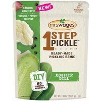 W693-K7425 Mrs. Wages One Step Pickle Pickling Mix